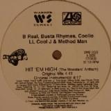 "B-Real Busta Rhymes Coolio - Hit Em High 12"""