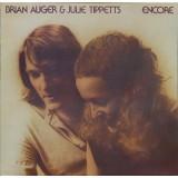 Brian Auger & Julie Tippets - Encore LP