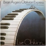 Brian Auger´s Oblivion Express - Live Oblivion Vol. 1 LP