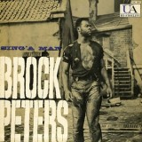 Brock Peters - Sing A Man LP