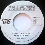 "Bronx River Parkway & Candela All Stars - Agua Con Sal 7"""