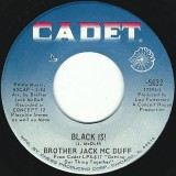Brother Jack McDuff - Black Is! 7""