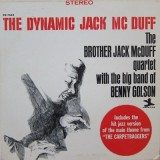 Brother Jack McDuff Quartet - The Dynamic Jack McDuff LP