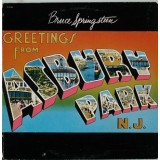 Bruce Springsteen - Greetings From Asbury Park NJ LP
