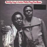 Buddy Guy & Junior Wells - Play The Blues LP