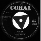 Buddy Holly - Rave On / Take Your Time 7''