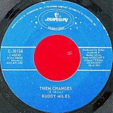 Buddy Miles - Them Changes 7""