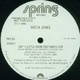 Busta Jones - Just A Little Misunderstanding 12''