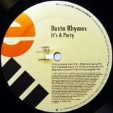 Busta Rhymes - It´s A Party 12""
