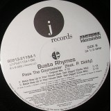 Busta Rhymes - Pass The Courvoisier 12''