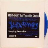"Busta Rhymes - Woo-Hah (vinil colorido) 12"""