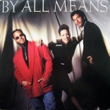 By All Means - By All Means LP