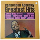 Cannonball Adderley - Greatest Hits LP