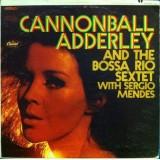 Cannonball Adderley Anbd The Bossa Rio Sextet - Cannoball Adderley And The Bossa Rio Sextet LP
