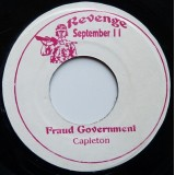 Capleton - Fraud Government 7""