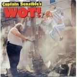 Captain Sensible - Wot 7''