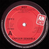 Captain Sensible - Wot 12""