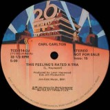 Carl Carlton - This Feeling's Rated X-Tra 12''