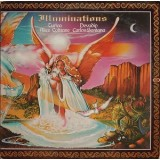 Carlos Santana & Alice Coltrane - Illuminations LP