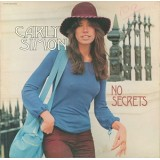 Carly Simon - No Secrets LP
