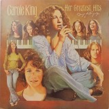 Carole King - Her Greatest Hits LP