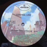 "Central Line - Walking Into Sunshine 12"""