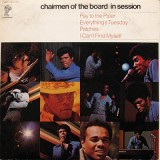 Chairmen Of The Board - In  Session LP