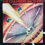 Chambers Brothers - Live In Concert On Mars LP