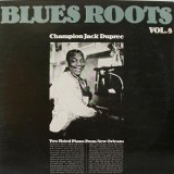 Champion Jack Dupree - Two Fisted Piano From New Orleans LP