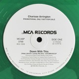 Charisse Arrington - Down With This 12'' (Vinil Colorido)