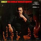 Charles Mingus Quartet - Chazz! LP
