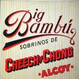 Cheech & Chong - Big Bambú LP
