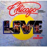 Chicago Transit Authority - Live In Concert LP