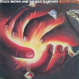 Chuck Brown & The Soul Searchers - Bustin Loose LP
