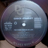 """Chuck Stanley - The Finer Things In Life 12"""""""