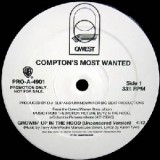 """Compton´s Most Wanted - Growin Up In The Hood 12"""""""