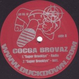 "Cocoa Brovaz - Super Brooklyn 12"""