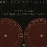 Coleman Hawkins & Frank Wess - The Tenor Sax : Coleman Hawkins & Franks Wess 2LP
