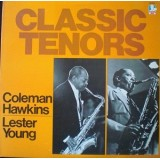 Coleman Hawkins / Lester Young - Classic Tenors LP
