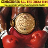 Commodores - All The Great Hits LP