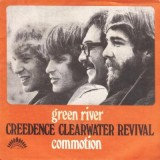 """Creedence Clearwater Revival - Green River 7"""""""