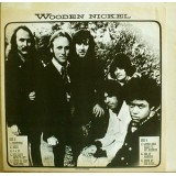 Crosby Stills Nash & Young - Wooden Nickel LP