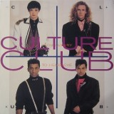 Culture Club - From Luxury To Heartache LP