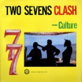 Culture - Two Sevens Clash LP