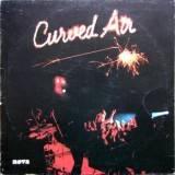 Curved Air - Curved Air Live LP