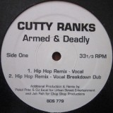 """Cutty Ranks - Armed & Deadly 12"""""""