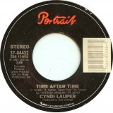"""Cyndi Lauper - Time After Time 7"""""""