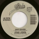 Cyndi Lauper - True Colors 7""