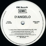 D´Angelo - Lady 12""