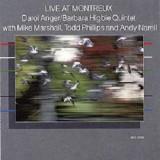 Darol Anger / Barbara Higbie Quartet - Live At Montreux LP